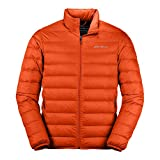 Eddie Bauer Men's CirrusLite Down Jacket, Ochre Regular L