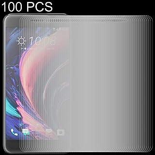 الهاتف المحمول خفف من الزجاج السينمائي 100 PCS 0.26mm 9H 2.5D Tempered Glass Film for HTC One X10 خفف من الزجاج السينمائي
