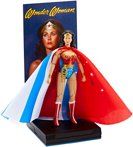 Mattel DC Comics Multiverse Signature Collection Wonder Woman Tv Series Wonder Woman