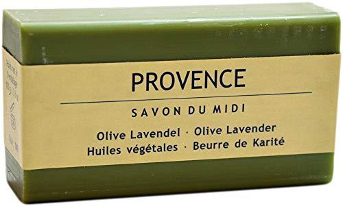 Savon du midi Bio Seife mit Karité-Butter Provence 100g (1 x 100 gr)