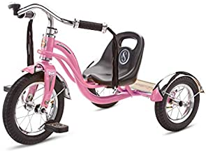 Schwinn Roadster Kids Tricycle, Classic Tricycle, Pink