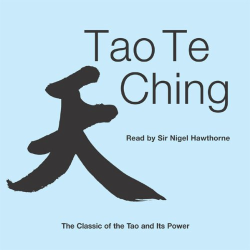 The Tao Te Ching audiobook cover art