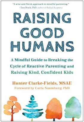 Raising Good Humans A Mindful Guide to Breaking the Cycle of Reactive Parenting and Raising product image