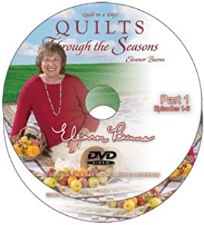 Quilts Through the Seasons By Eleanor Burns