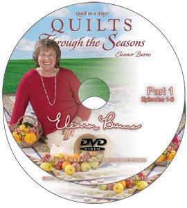 Quilts Through the Seasons DVD b...