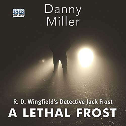 A Lethal Frost audiobook cover art