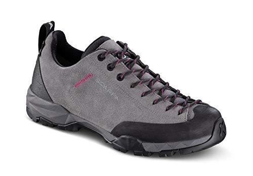 Scarpa Damen Mojito Trail GTX Schuhe, midgray, EU 38.5