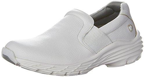 Nurse Mates Women's Harmony White Shoe