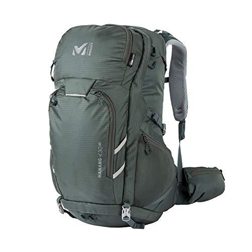 Millet – Hanang 30 W – Sac à Dos pour Femme – Randonnée et Trekking – Volume Moyen 30 L – Urban Chic (Kaki)