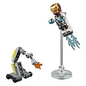 Amazon.co.jp - レゴ マーベルスーパーヒーローズ アベンジャーズ アイアンマンとダミー 30452