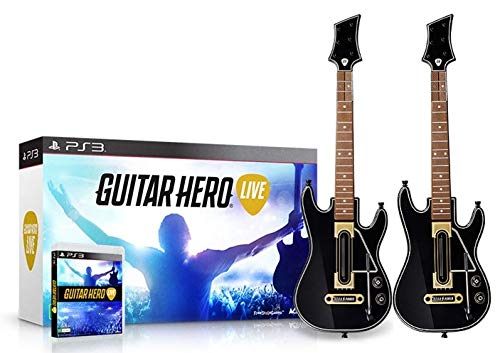 Top 10 ps3 guitar hero live game only for 2020