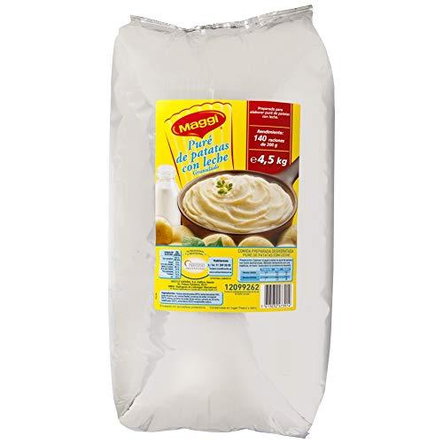 Maggi puré de patatas con leche granulado - 1 saco x 4.5 kg