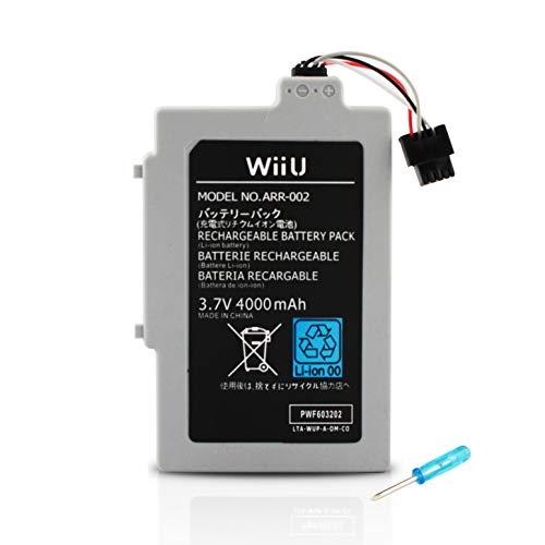 Wii U GamePad Long Lasting Repla...