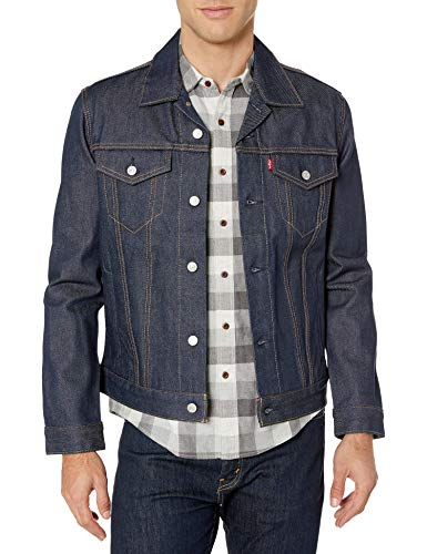 Levi's Men's The Trucker Jacket, Rigid Two, S