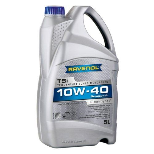 Raveling Outdoors Ravenol 1112110-005-01-000 Aceite para Motor TSi SAE 10W-40, 5 l