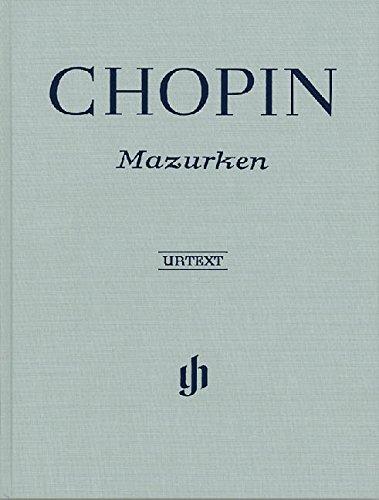 Mazurken für Klavier; Leinen