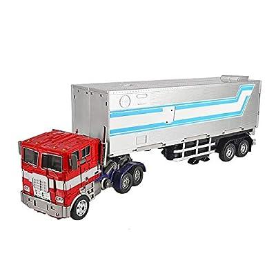 WCCCY Deformation tóys Deformation car Robot car Box Transform Toy OP Commander Tactical Container Action