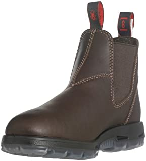 RedbacK Great Barrier Work Boots Nevada Puma Water Resistant UNPU