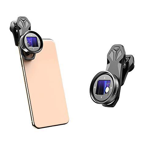 WXG1 HD Telefon-Kamera-Objektiv, 1,33X Telefon Mit Großem Bildschirm Film-Objektiv, Klare Schärfe/Portrait Fotografie/Außenfilter, Verwendet Für iPhone/Andriod Telefon