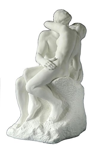 Der Kuss - 14cm - Museumsshop (Replikat) Auguste Rodin #02