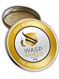 WASP SHIELD Wespenabwehrmittel I 100% Natürliche Wespenvertreibung I Ohne Insektizide I Kein...