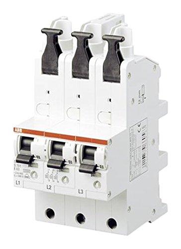 ABB S751/3-E35 – Selektiver Hauptleitungsschutzschalter (Bemessungsspannung: 230 V / 400 V, Isolationsprüfspannung: 50 Hz / 60 Hz, Umgebungstemperatur: Betrieb: -25°C bis +55°C, Lagerung: -40°C bis +70°C