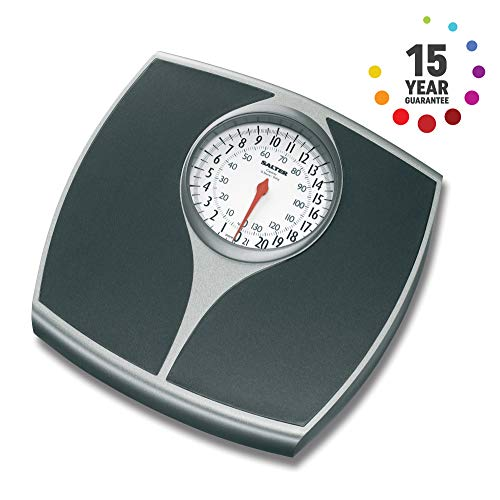 Salter Speedo Mechanical Bathroom Scales - Fast, Accurate and Reliable Weighing,...