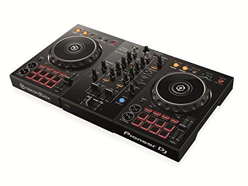 Pioneer DJ DDJ-400, Controlador portátil de 2...