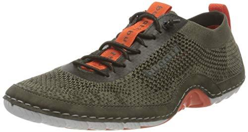 bugatti Herren 321924016950 Sneaker, Green/Dark Green, 41 EU