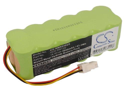 Cameron Sino 3000 mAh/43.20 WH Recargable Compatible con Samsung Navibot SR8845, Navibot SR8855, Navibot VCR8855, Navibot VCR8895, y Otros: Amazon.es: Electrónica