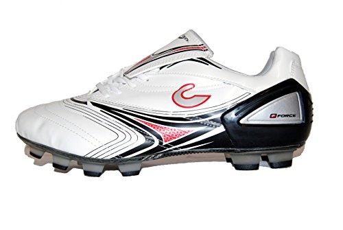 PRO TOUCH outdoor voetbalschoenen Force 3000 GC wit/rood/zwart 117288 - maat 45