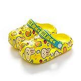 ETERNITY J. Kid's Clog Slide Sandals Animal Garden Slip On Water Shoes Children Slide Beach Pool Shower Slippers Mules for Toddlers Boys Girls