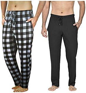 Pierre Calvini Men's Pyjama Bottoms 2 Pack