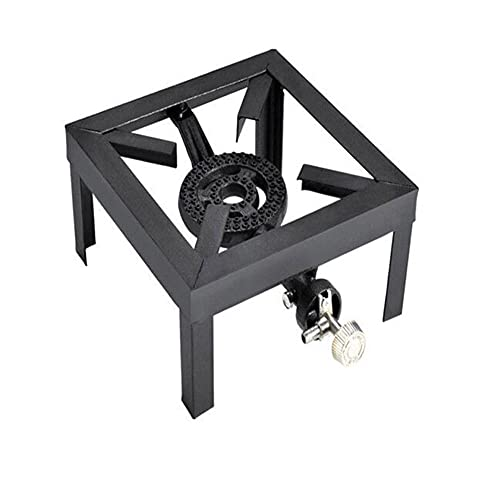 Camping Stove Cast Iron Portable Gas Stove Outdoor Catering Cooker Burner