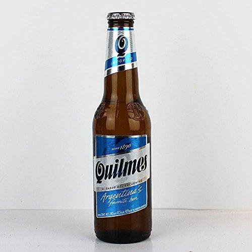 Quilmes Cerveza Pilsener Argentinien Bier 0,34 Liter