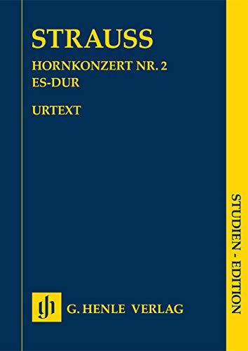 Horn Concerto no. 2 in E flat major: Instrumentation: Horn and Piano, Horn Concertos