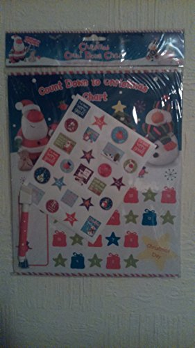 Minuteur pour Noël Chart (Chaque)