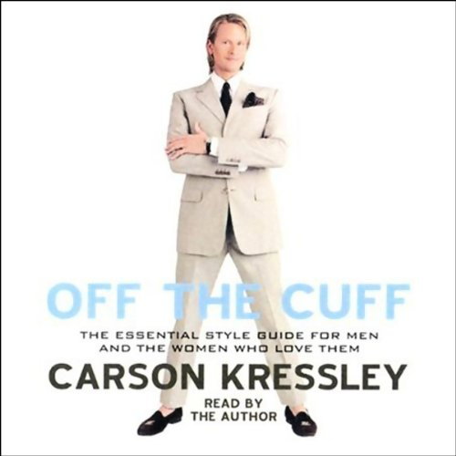 Off the Cuff audiobook cover art