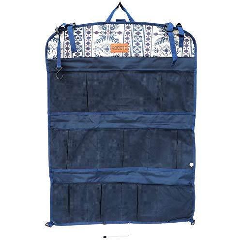 【YOGOTO】クッキングツール ケース コンテナ ボックス バーベキュー 調味料ケース 調理器具 クッキング用品 キャンプ 調味料入れ スパイスケース アウトドア 収納バッグ キッチンツールボックス