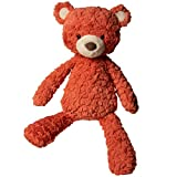 Mary Meyer Putty Stuffed Animal Soft Toy, 20-Inches, Large Coral Bear