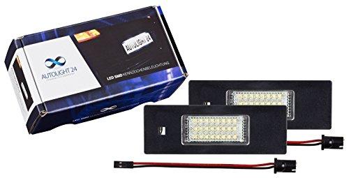 Premium LED Kennzeichenbeleuchtung Nummernschildbeleuchtung 103 3