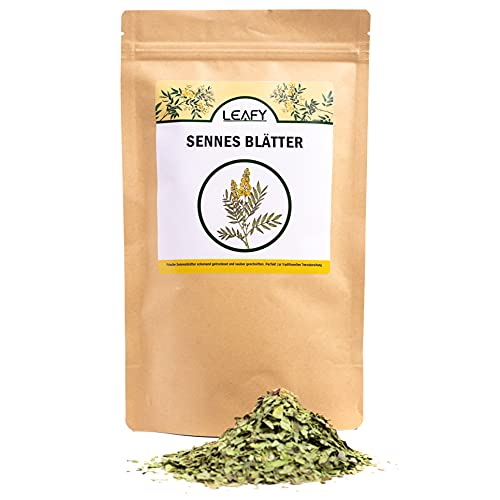 Sennesblätter Tee- Detox | Abnehmen | Abführen | frisch geschnittene und gereinigte Sennes Blätter Tee| Senna Tee | Senna Leaf tea -100g
