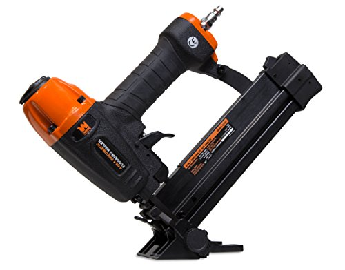 WEN 61741 4-in-1 Pneumatic Flooring Nailer and Stapler