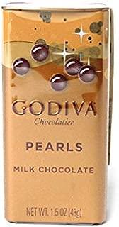 ゴディバミルクチョコレートパール
