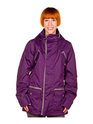 Damen Snowboard Jacke Foursquare Runway Jacket Women