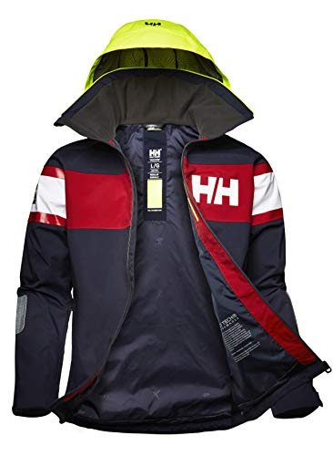 Helly Hansen Herren Salt Jacket Trainingsjacke, Blau (Azul Navy 597), Medium