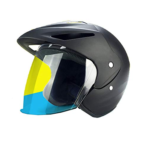 WNLBLB Elektrische motorhelm ademende rij-vliegtuigen helm race-helm ABS cap ¢ off-road helm motorhelm fietshelm mannen fietshelm vrouwelijke
