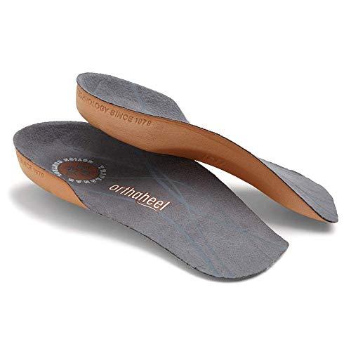 Vionic Unisex Relief 3/4 Length Orthotic Shoe Insole - Comfort, Cushion, Arch Support, Heel Pain Relief, Plantar Fasciitis, Medium: Women's 8.5-10 / Men's 7.5-9