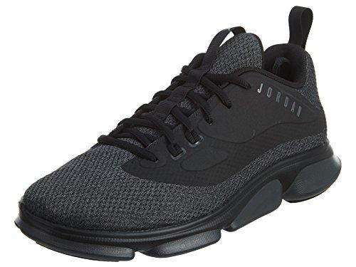 Nike Herren Jordan 5 Am 2 Basketballschuhe, Black (Schwarz/Schwarz-Anthrazit-Dunkelgrau), 42 EU