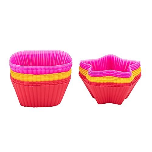 Bligo -   Cupcake-Formen, 24